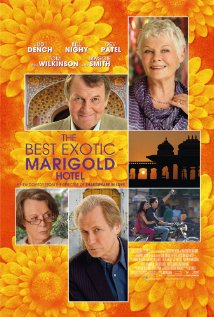 The Best Exotic Marigold Hotel - Official Poster - from IMDB.com