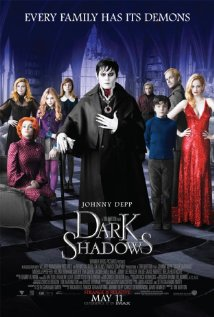 Dark Shadows - Official Poster - from IMDB.com