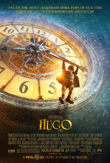 Hugo - Official Poster - from IMDB.com