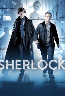 Sherlock - Poster from IMDB.com