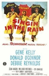 Singin' In The Rain - Official Poster - from IMDB.com
