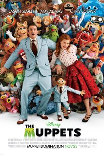 The Muppets - Official Poster - from IMDB.com