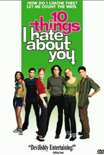10 Things I Hate About You - Official Poster  - from IMDB.com