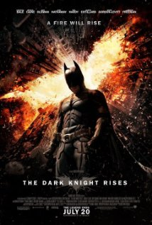 The Dark Knight Rises - Official Poster - from IMDB.com