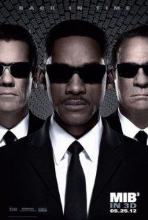 Men In Black 3 - Official Poster - from IMDB.com