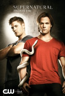 Supernatural - Official Poster - from IMDB.com