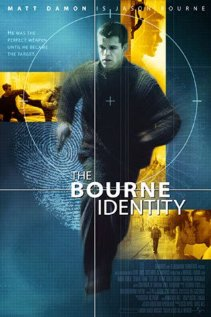 The Bourne Identity - Official Poster - from IMDB.com