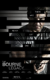 The Bourne Legacy - Official Poster - from IMDB.com