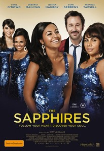 The Sapphires - Official Poster - from IMPawards.com