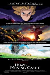 Howl's Moving Castle - Official Poster - from IMDB.com
