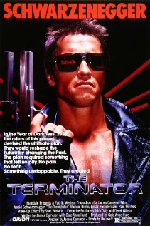 The Terminator - Official Poster - from IMDB.com