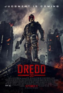 Dredd 3D - Official Poster - from IMDB.com