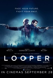 Looper - Official Poster - from IMDB.com