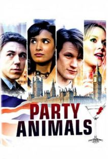 Party Animals - Poster