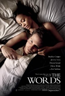 The Words - Official Poster - from IMDB.com