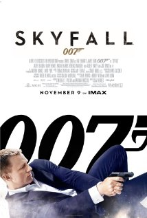 Skyfall - Official Poster - from IMDB.com