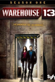 Warehouse 13 - Official Poster - from IMDB.com