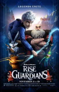Rise Of The Guardians - Official Poster - from IMDB.com