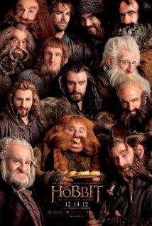 The Hobbit - An Unexpected Journey - Official Poster - from IMDB.com