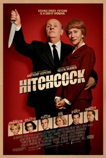 Hitchcock - Official Poster - from IMDB.com