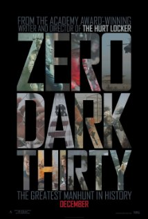 Zero Dark Thirty - Official Poster - from IMDB.com