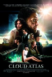 Cloud Atlas - Official Poster - from IMDB.com