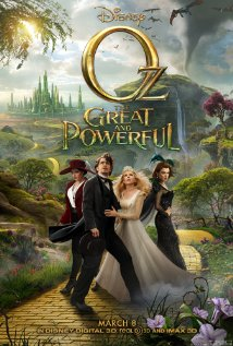Oz the Great and Powerful - Official Poster - from IMDB.com
