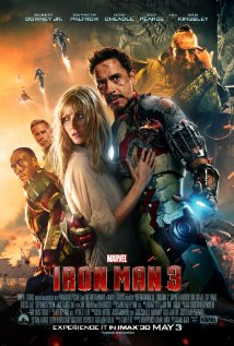 Iron Man 3 - Official Poster - from IMDB.com