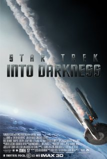 Star Trek Into Darkness - Official Poster - from IMDB.com