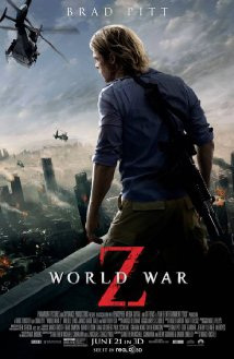 World War Z - Official Poster - from IMDB.com