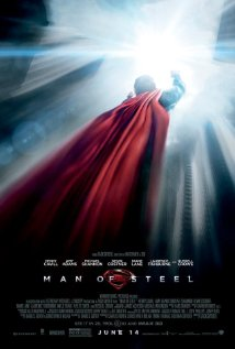 Man of Steel - Official Poster - from IMDB.com