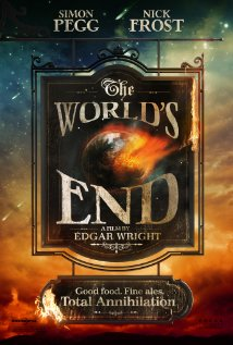 The World's End - Official Poster - from IMDB.com