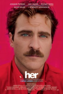 Her - Official Poster - from IMDB.com