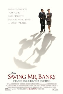Saving Mr. Banks - Official Poster - from IMDB.com