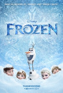 Frozen - Original Poster - from IMDB.com