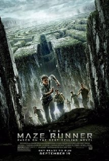 The Maze Runner - Official Poster - from IMDB.com