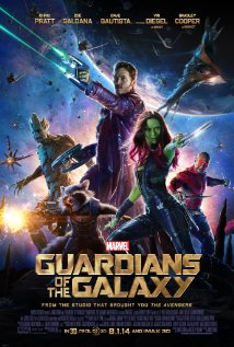Guardians of the Galaxy - Official Poster - from IMDB.com